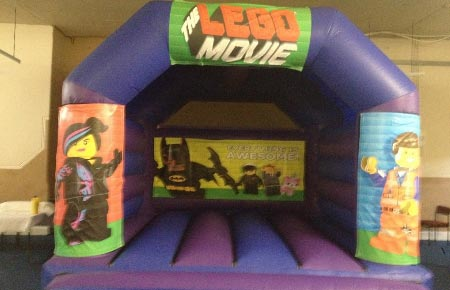 LEGO Bouncy Castle